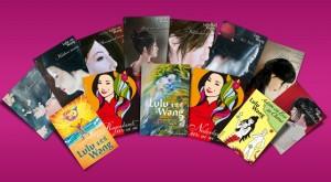 中posteralleboeken van Lulu